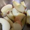 りんごのコンポート(砂糖煮)ズボラ流。