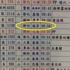 台湾2泊3日の旅「十分(シーフェン)ランタン飛ばし」