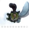 六本木ミッドタウン 芝生広場のゴジラ #360pic