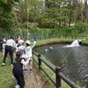 子ども達に伝えたい故郷、川内の原風景 ~イワナ釣り体験授業~