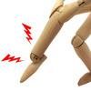 足の指から足の甲、足首の前側がつる原因と対処法