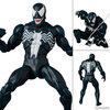 最凶のライバル【スパイダーマン】マフェックス『VENOM|ヴェノム COMIC Ver.』可動フィギュア【メディコム・トイ】より2019年7月発売予定♪
