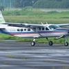 2019年8月29日(木) 朝7時15分に飛ぶというから調布飛行場に行ってみたらJA315G「くにかぜⅢ」が離陸した話とJA17AR「さっぽろ2」が札幌へ帰っていった話