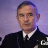 日系元太平洋艦隊司令官が豪州大使任命、中国との戦争に備えるべきと発言