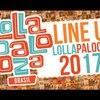 LOLLAPALOOZA 2017 - TUDO SOBRE O LINEUP