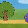 2Dゲーム用のアセット作り・木