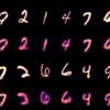 Tensorflow オートエンコーダでmnistを学習(Qiita記事を見ながら..)