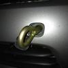 マーチ12SRの牽引フックを500円で購入&ルームランプの球切れ(?)しちゃったので....