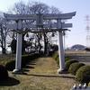 田中神社参拝