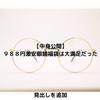 【中身公開】988円激安眼鏡福袋は大満足だった