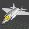 1/500スケール F-35ライトニングⅡペーパーモデル メイキング