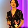 宮崎あおいさん、「東京ドラマアウォード」授賞式に出席
