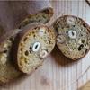 ヘーゼルナッツとモラセスのパン