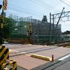 名鉄瀬戸線喜多山駅周辺立体化 高架線建設その3