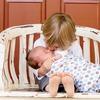 2人目出産直前に上の子に変化が。。。子供には出産時期が分かる⁉