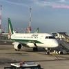 【アリタリア イタリア航空 】マルタ - ローマ  AZ885【マルタ旅行】