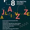 """P8 Jazz Alive""に登場した、Dorado Shmitt親子とDR Big Band。"