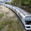 2021年GW E257系充当の臨時あずさを撮る in岡谷