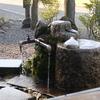 名水の里天神・お諏訪の水|無料で汲める湧き水スポット:群馬県川場村