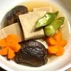 おせちにはちょっと早いね☆出汁が決め手の、高野豆腐の含め煮