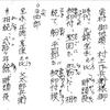 江戸時代、一農民の苦しい記録