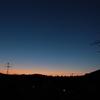 2月25日(月)晴れ、新鮮な空気と青い空、そして星空