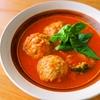 ラム団子のトマト煮