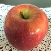 リンゴの食感が嫌いな人は焼きリンゴで。
