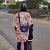 子どもと接する時に着る服の話