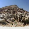 カッパドキアの岩はなぜあんな変な形なのか