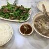 台南  再び老曽羊肉です