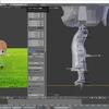 Blenderで3Dモデルを作成する(かんたん講座編その8)