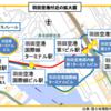 #355 京急・羽田駅待避線330m延長 報道より