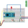 【Arduino】Arduino Nano(互換機)+人感センサ+サーボモータでトイレを灯す
