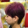髪色、パープル・紫の流行が間違いなく来てます✨