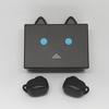 可愛すぎるニャンボーな完全ワイヤレス「cheero nyanboard Wireless Earphones Bluetooth 5.2 (CHE-629)」 #サンプル提供