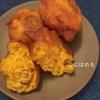 かぼちゃで簡単おやつ「かぼちゃのふわふわドーナツ」作り方・レシピ。