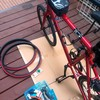 自転車のタイヤ交換が完了できなかった話 #tern #crest #自転車
