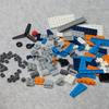 部品レビュー 組立の角度変更 LEGO 31099編