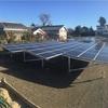 野立て太陽光 連携工事完了!!
