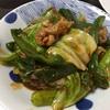 みやざき完熟マンゴー食す 6月20日夜ご飯(回鍋肉)