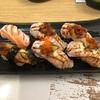 タイの美味しい食べ物を振り返ろう③ 絶品!炙りサーモンフォアグラ乗せ!
