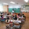 1年生:国語 カタカナの練習