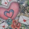 メイキング☆色辞典でバラのページ