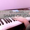 Ed Sheeranさんの『Shape of you』を弾きました