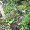 ガーデンシンク 1日目 下地処理
