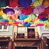 【2016 ポルトガル ⑦】ポルトガルの傘まつり