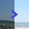 【初心者でも簡単】一眼レフカメラで空や海を綺麗に撮影するコツ|オススメ撮影テクニック