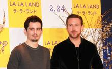 映画『ラ・ラ・ランド』 R・ゴズリングとD・チャゼル監督の生英語をリスニング!