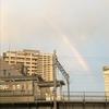 なにげな一葉/虹